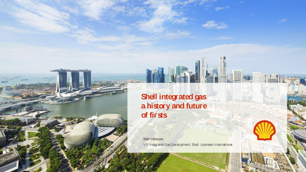 Innovation in Shell Integrated Gas: A History and Future of Firsts