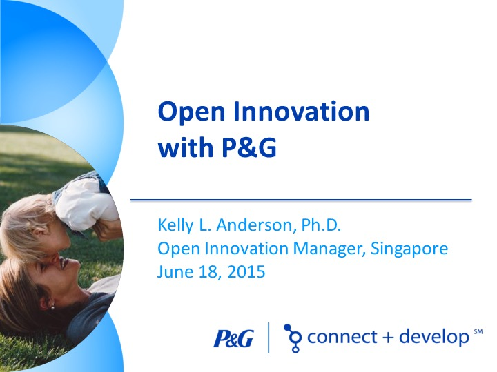 Open Innovation at Procter & Gamble