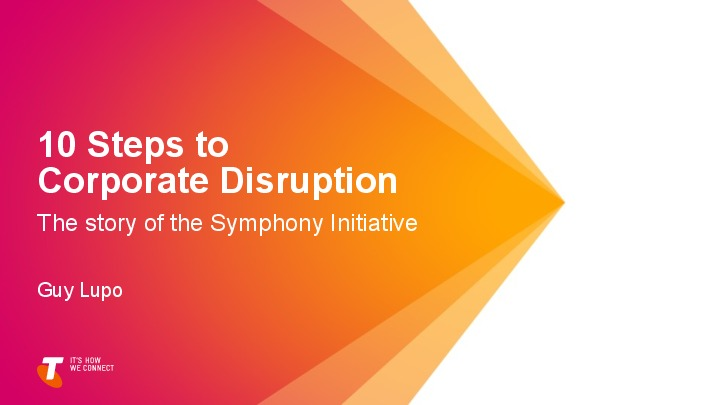 How to Create a Storm Tree - 10 Steps for Corporate Disruption image