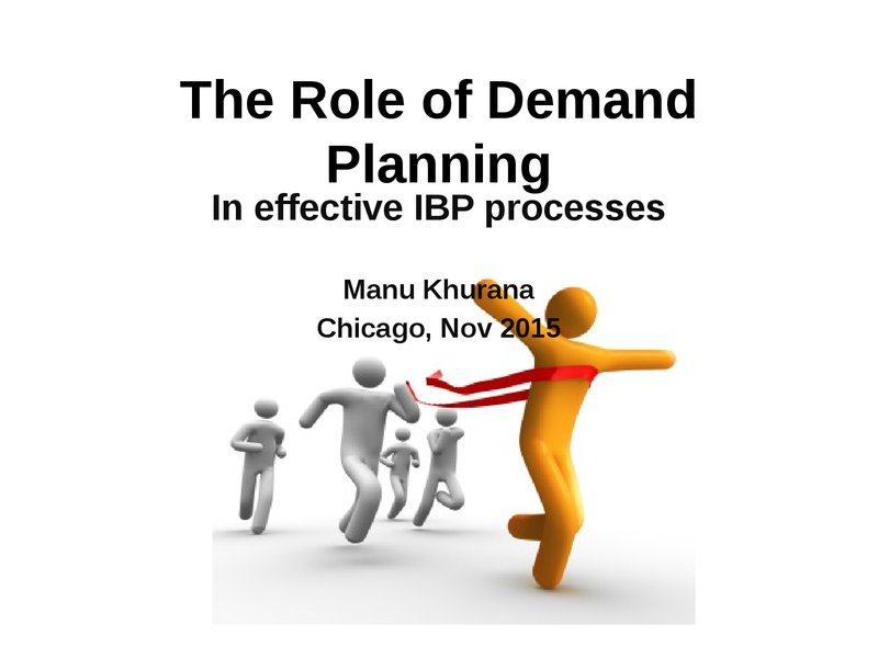 types of demand forecasting pdf