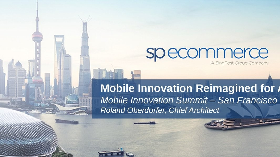 Mobile Innovation Reimagined for Asia