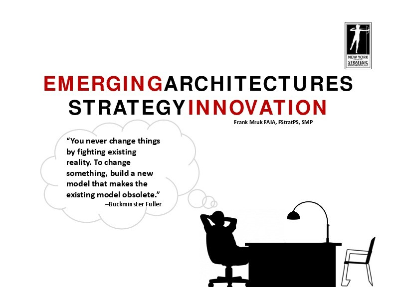 Emerging Architectures for Strategy and Innovation image