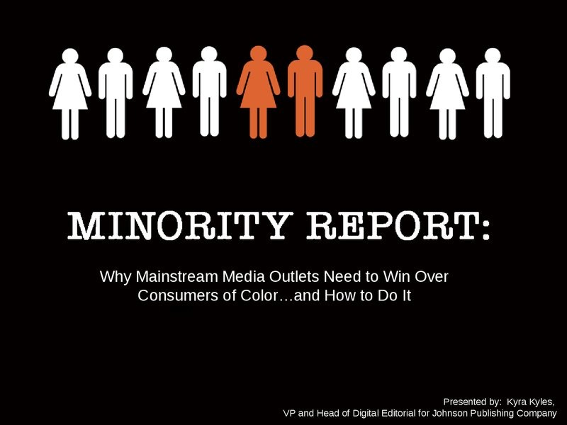 Back in the Black: How the Mainstream Media Can Win the Trust of Communities of Color