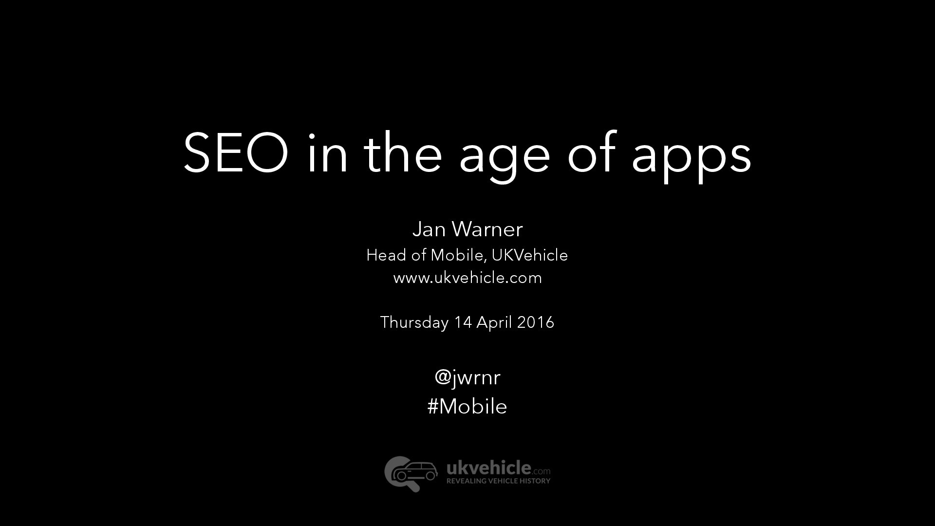 SEO in the Age of Apps - How Mobile Apps Affect Online Search Engine Optimisation