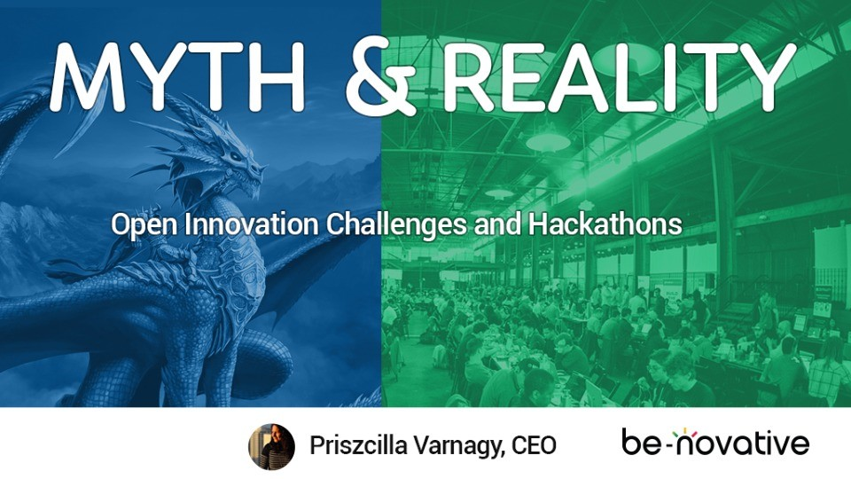 Myth and Reality of Open Innovation Challenges and Hackathons