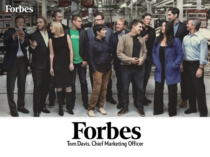 How Forbes Stays True to its Mission and Adapts its Culture to the New Digital Reality