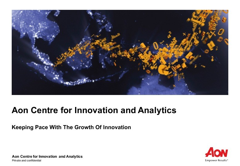 Keeping Pace With the Growth of Innovation – a CFO Perspective presentation image