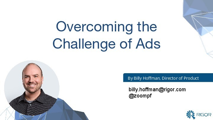 Overcoming the Challenge of Ads