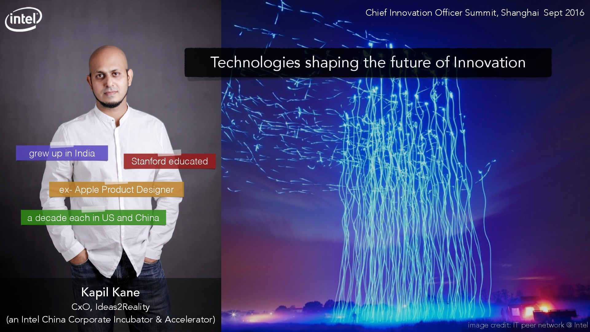 Technologies driving the future of Innovation