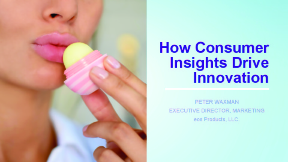 How Consumer Insights Drive Innovation