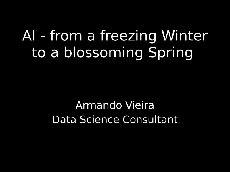 From a Long Winter to a Blossoming Spring: The Impact of Deep Neural Networks in Business