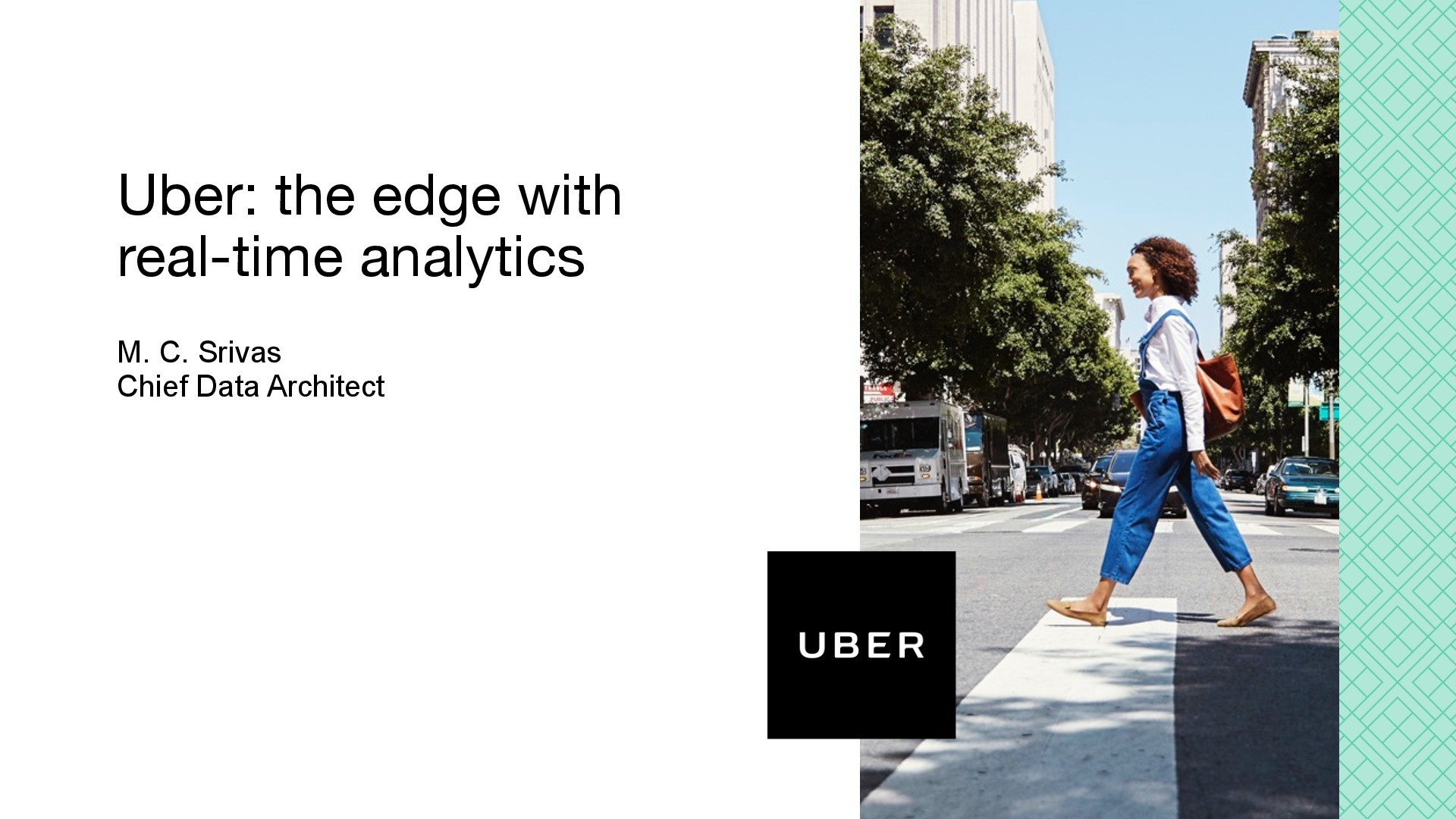 Real-time Analytics at Uber image