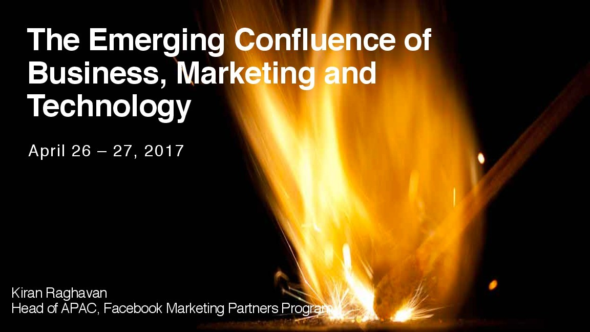 Strategic Challenges: The Confluence of Business, Technology and Marketing