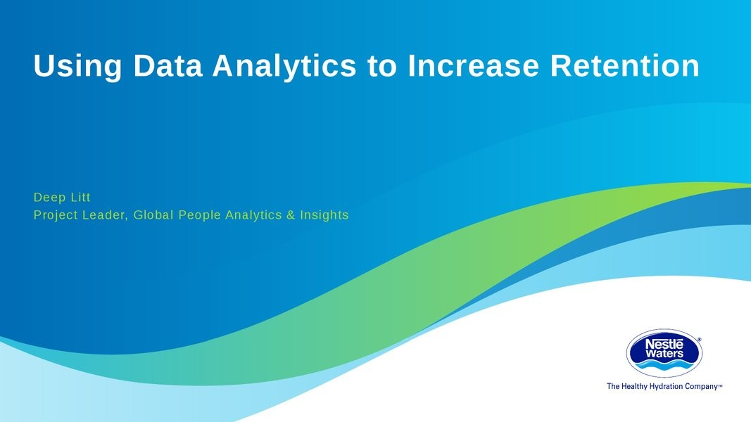 Using Data Insights to Increase Retention