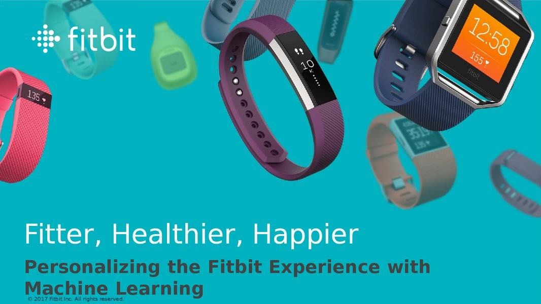 Personalizing the Everyday Fitness Experience