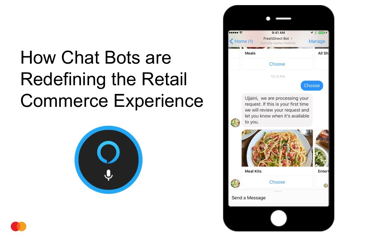Mastercards Chatbot Journey: How Chatbots are Redefining the Retail Commerce Experience