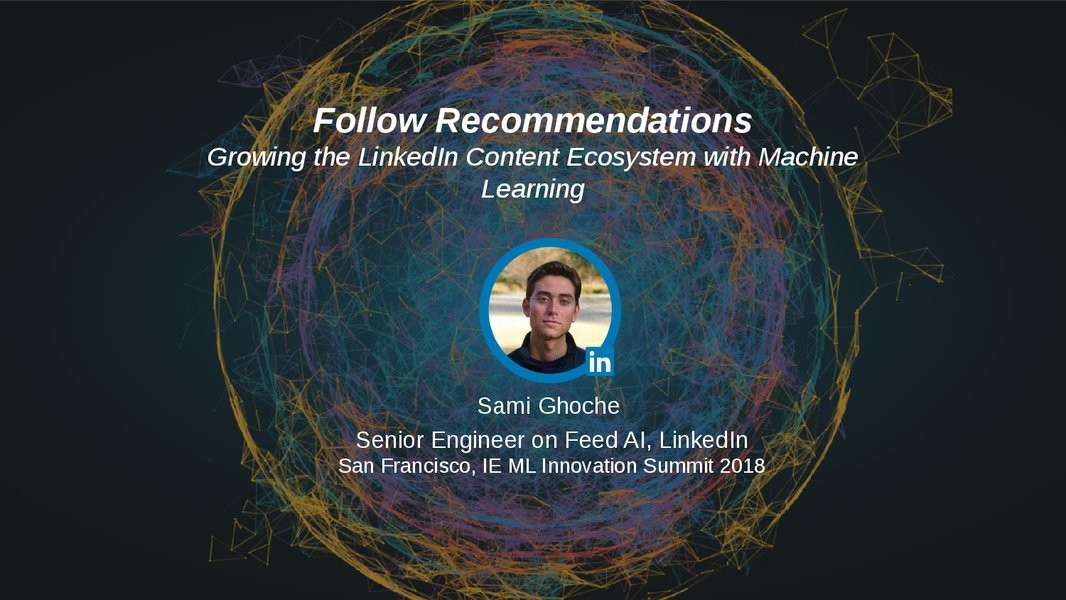 Growing the LinkedIn content ecosystem with machine learning.