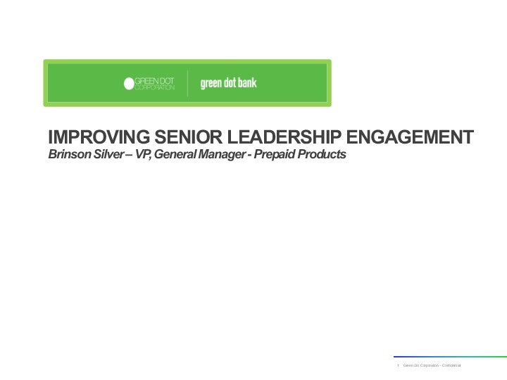 Engaging Senior Leadership in S&OP image