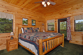 Fireside Chalet And Cabin Rental 2612 High Valley Dr