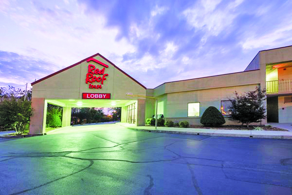 Red Roof Inn 197 Holiday Dr Clarksville Tn 37040