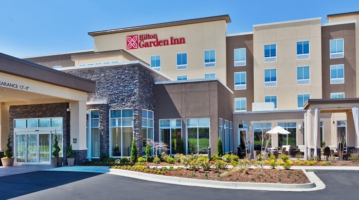 hilton garden inn 7665 east chase parkway montgomery al 36117 exit 9 interstate i 85 in