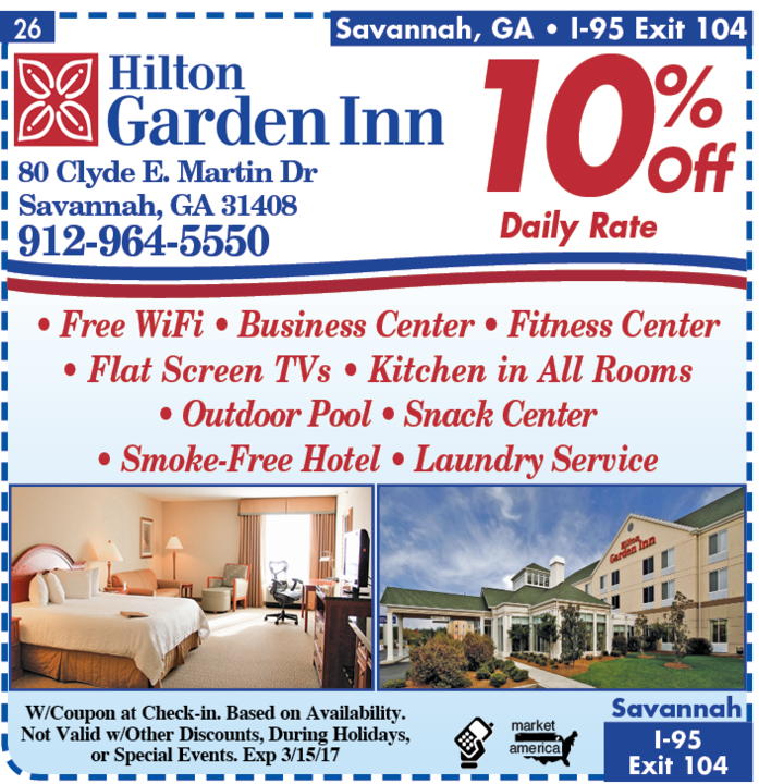Interstate hotel coupons discounts