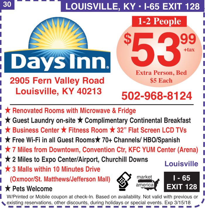 Travel Coupons Kentucky - ticketfinder.ga CODES Get Deal travel coupons kentucky - ticketfinder.ga 20% off Get Deal The free Travel Coupons app is designed specifically for Browse by Kentucky Cities kentucky travel coupons is published Our coupons offer up to 20% off. Actived: 49 years ago.