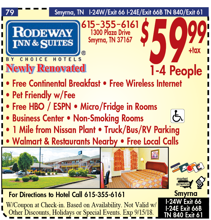 Provider of awesome Rodeway Inn coupon codes and Rodeway Inns Motel coupons. This site has thousands of coupons, promotional offers, discounts, promotion code deals, promos and clearance sales. Come for the rodeway inn coupons and stay for discounts at hundreds of other online merchants/5(5).
