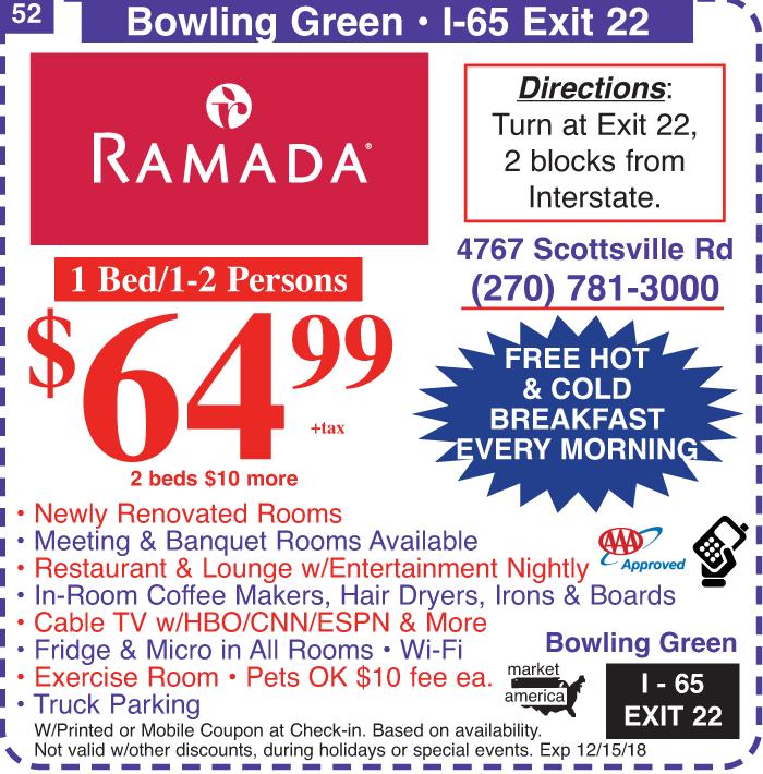 Ramada deals coupons