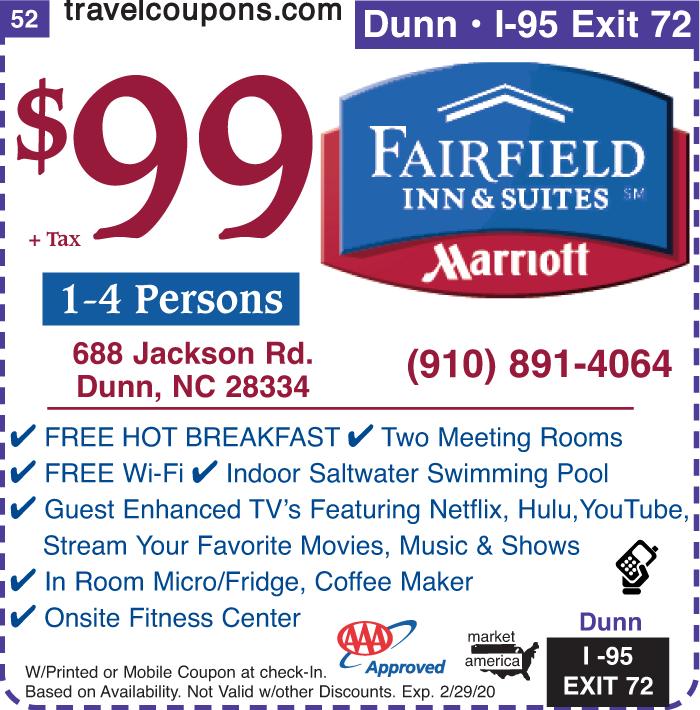 D nc fairfield i 95x72