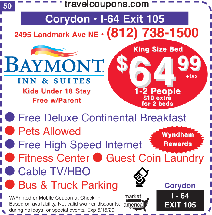 A in baymont i 64x105
