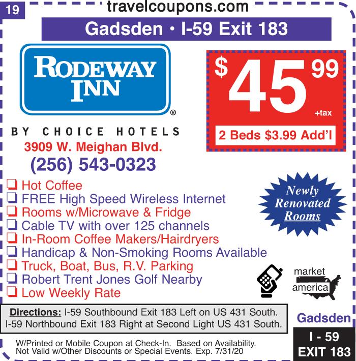 B al rodeway i 59x183