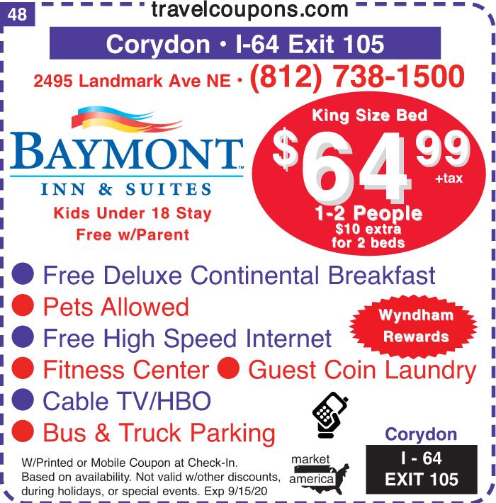 B in baymont i 64x105