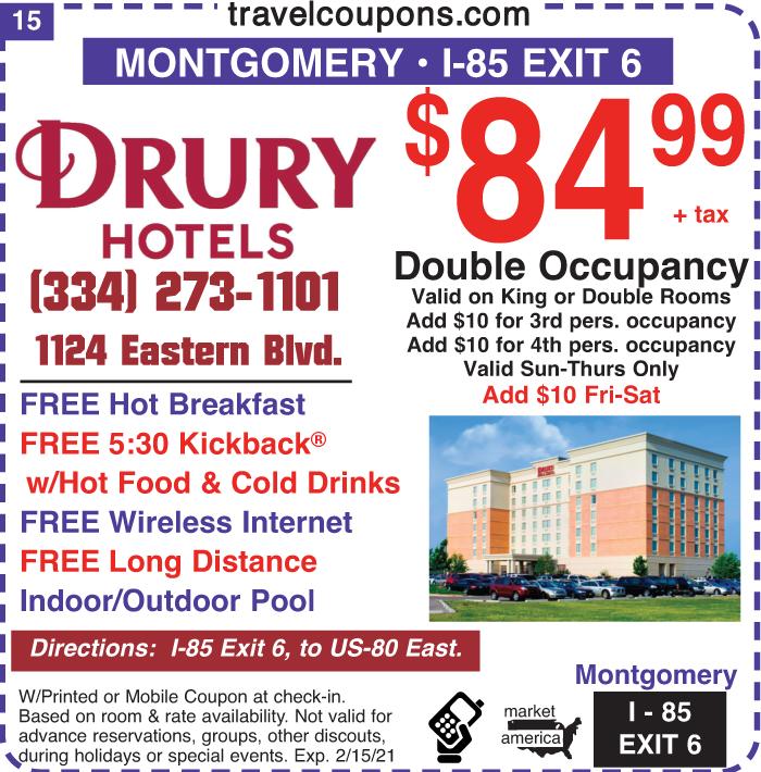 D al drury i 85x6