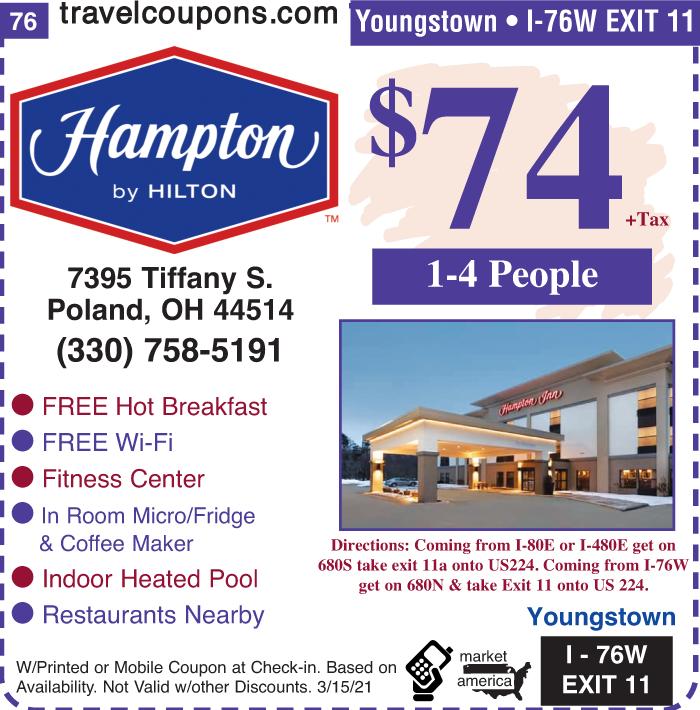 D oh hampton i 76x11