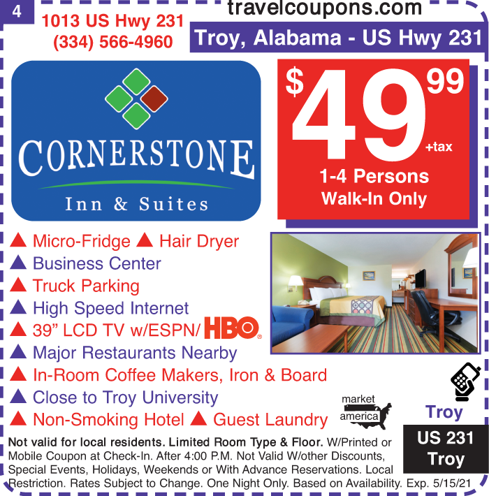 A al cornerstone us231