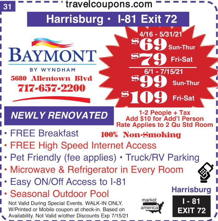 B pa baymont i 81x72