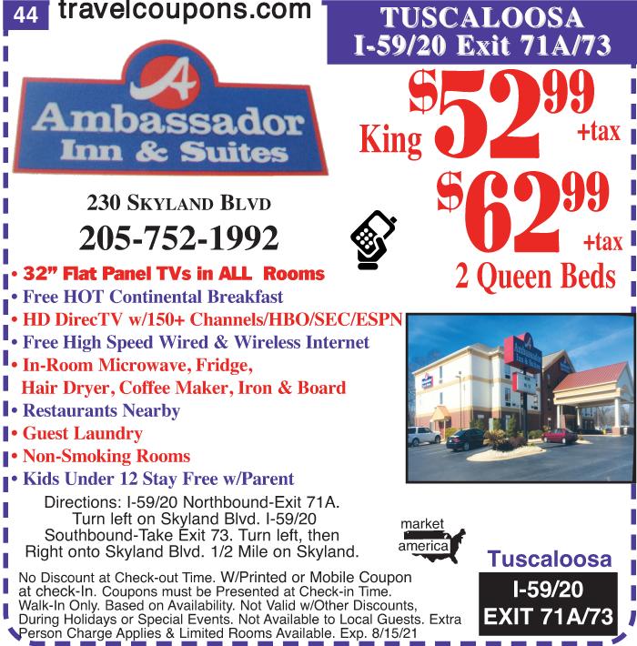 B al ambassador i 59x71a