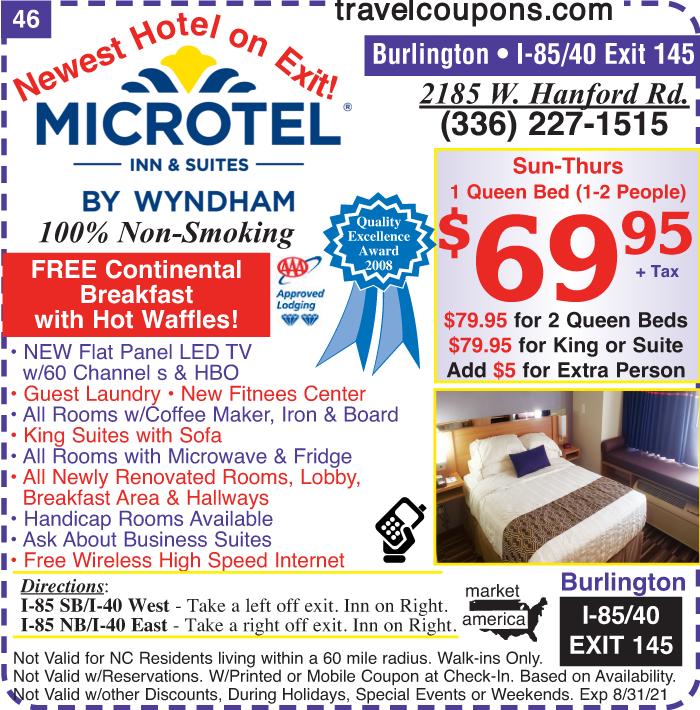 B nc microtel i 85x145