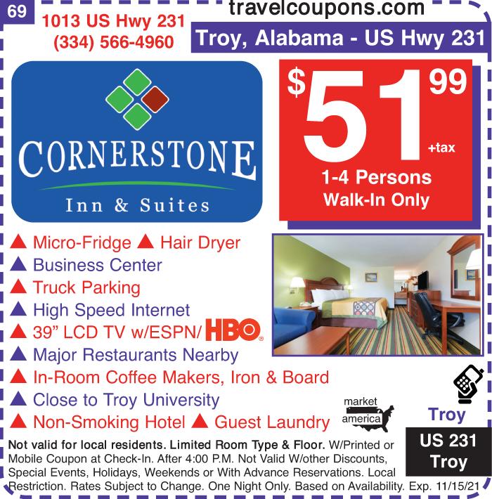 C al cornerstone us231