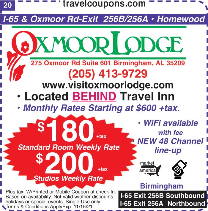 C al oxmoor i 65x256b