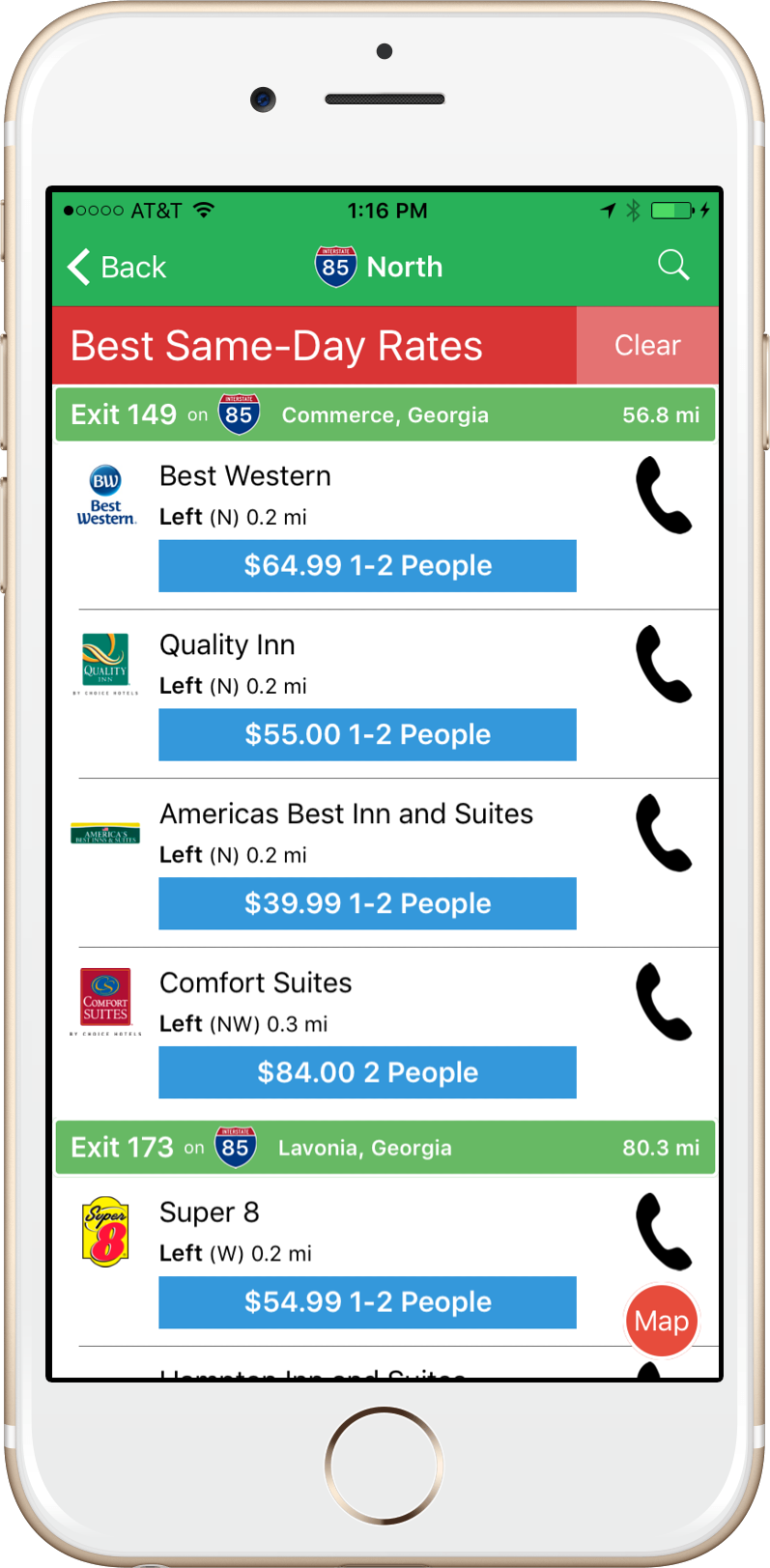 Travel Coupons Integration
