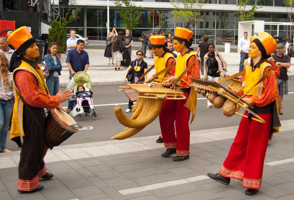 """Jazz Fest"" by Stephane Venne via Flickr Creative Commons"
