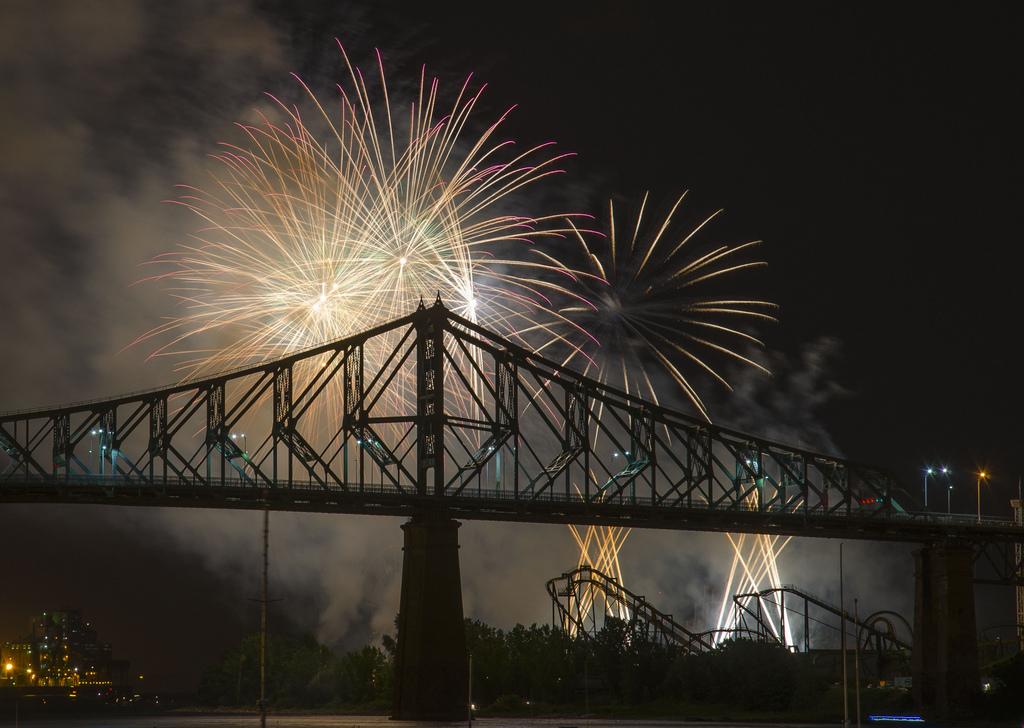 International Fireworks Festival | Image Credit: Matias Garabedian