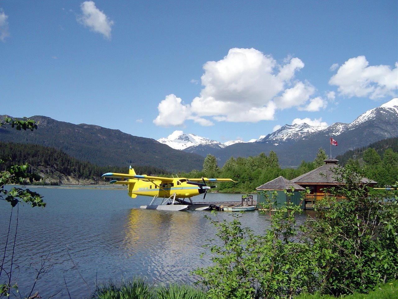 Float planes | Photo Credit: Meri Tosh