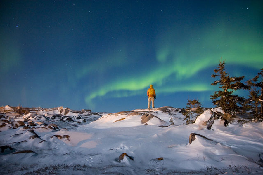 Northern Lights | Photo Credit: Travel Manitoba