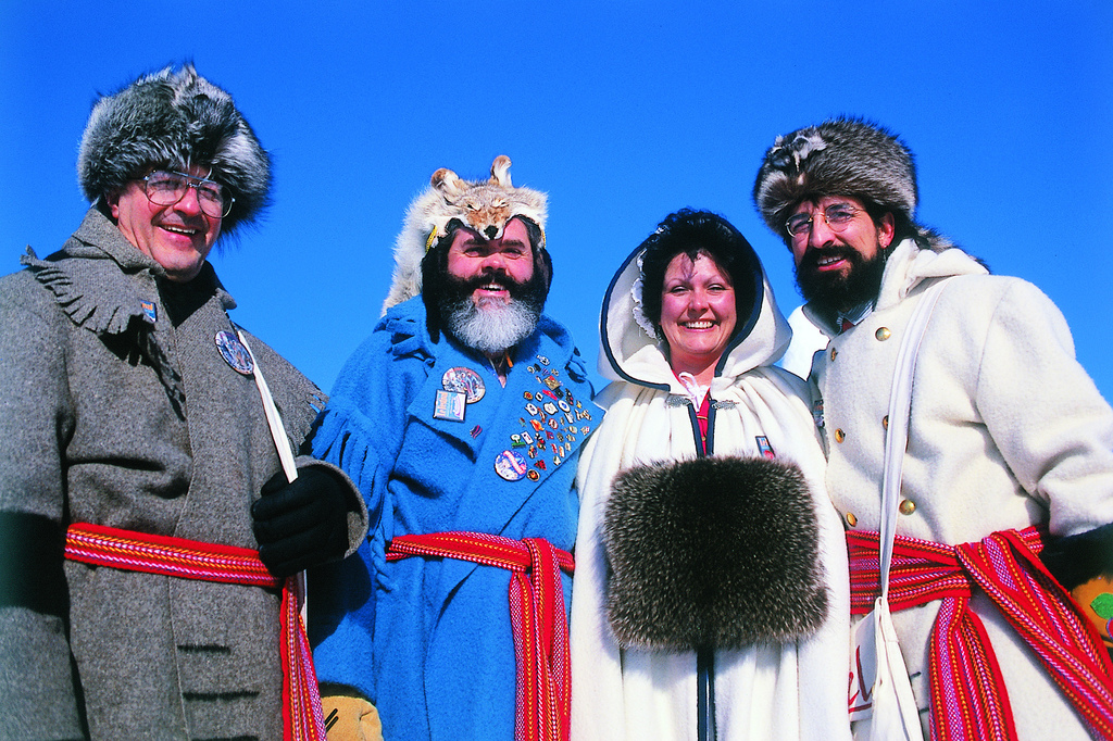Festival du Voyageur | Photo Credit: Travel Manitoba