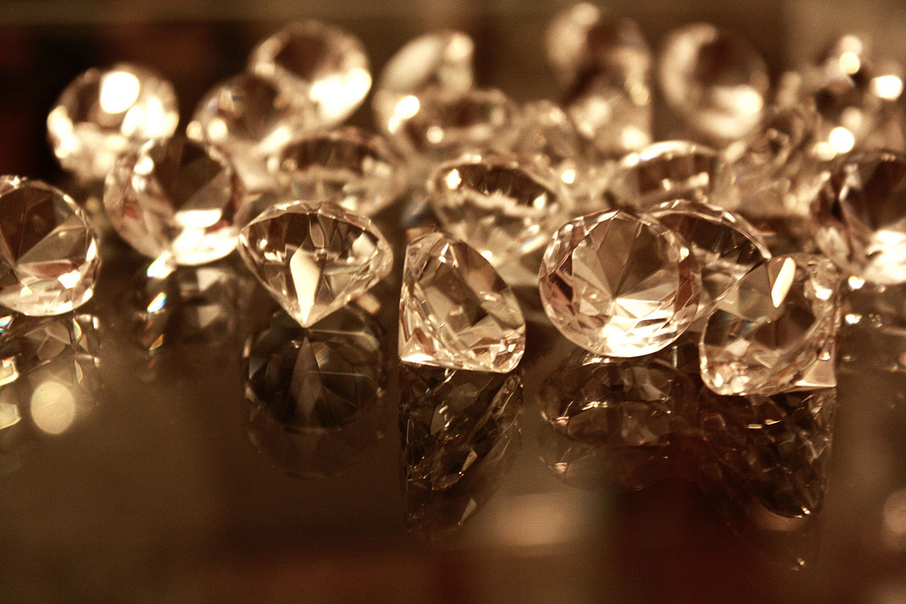 """Diamonds"" by Kim Alaniz via Flickr Creative Commons"
