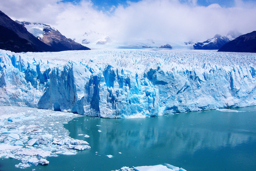"""Perito Moreno"" by Steffen Sauder via Flickr Creative Commons"
