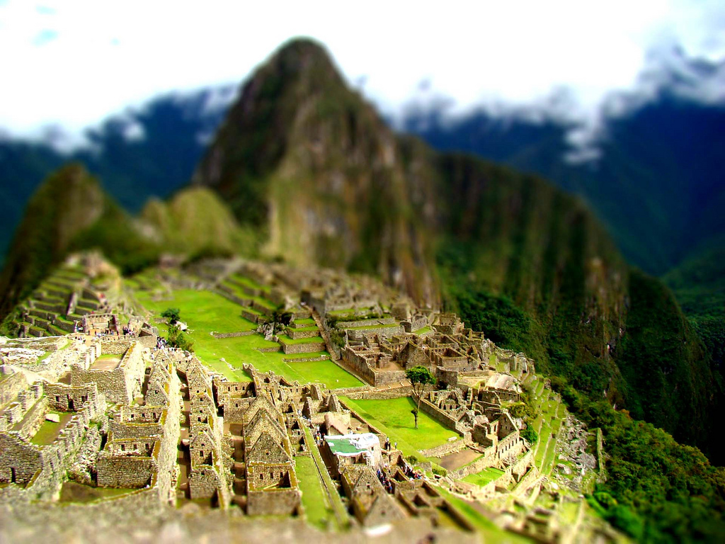 """Machu Picchu"" by Elke Noda via Flickr Creative Commons"